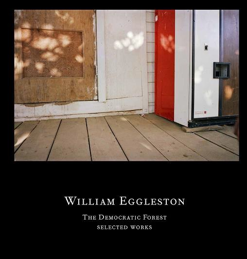 WILLIAM EGGLESTON THE DEMOCRATIC FOREST SELECTED WORKS /ANGLAIS