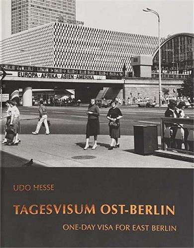 UDO HESSE BERLIN EAST /ANGLAIS/ALLEMAND