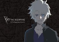 B: THE BEGINNING ARTWORKS /ANGLAIS