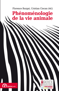 PHENOMENOLOGIE DE LA VIE ANIMALE