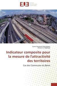 INDICATEUR COMPOSITE POUR LA MESURE DE L'ATTRACTIVITE DES TERRITOIRES