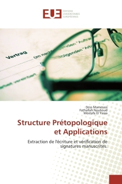 STRUCTURE PRETOPOLOGIQUE ET APPLICATIONS