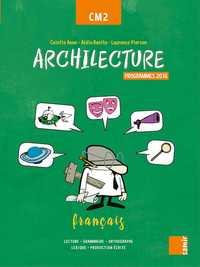 MANUEL CM2 - ARCHILECTURE - PROGRAMME 2016