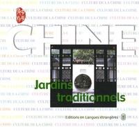 CHINE-JARDIN TRADITIONNELS