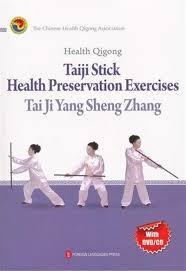JIANSHEN QIGONG : TAIJI YANGSHENGZHANG (+ 2 DVD)