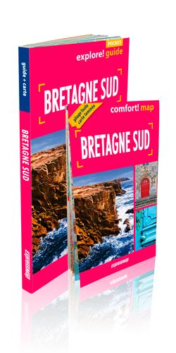 BRETAGNE SUD (EXPLORE! GUIDE (2EN1)