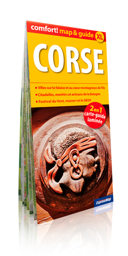 CORSE (COMFORT !MAP&GUIDE XL)