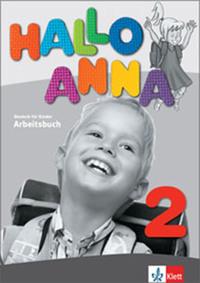 HALLO ANNA 2 CAHIER D'EXERCICES