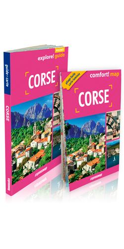 CORSE (EXPLORE! GUIDE (2EN1)