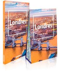 LONDRES (GUIDE ET CARTE LAMINEE)