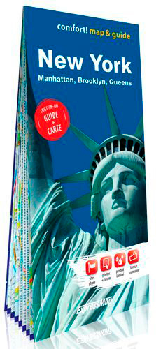NEW YORK (MAP&GUIDE XL)