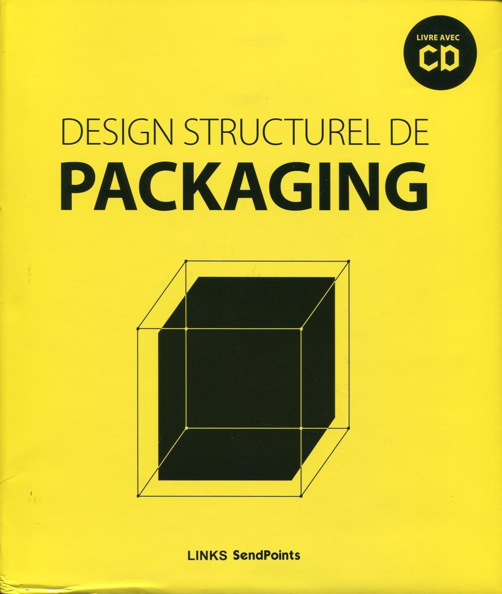 DESIGN STRUCTUREL DE PACKAGING - AVEC CD-ROM.