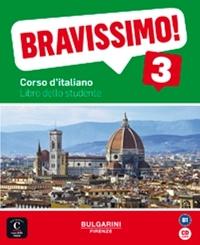 BRAVISSIMO! 3 - LIVRE DE L'ELEVE + CD