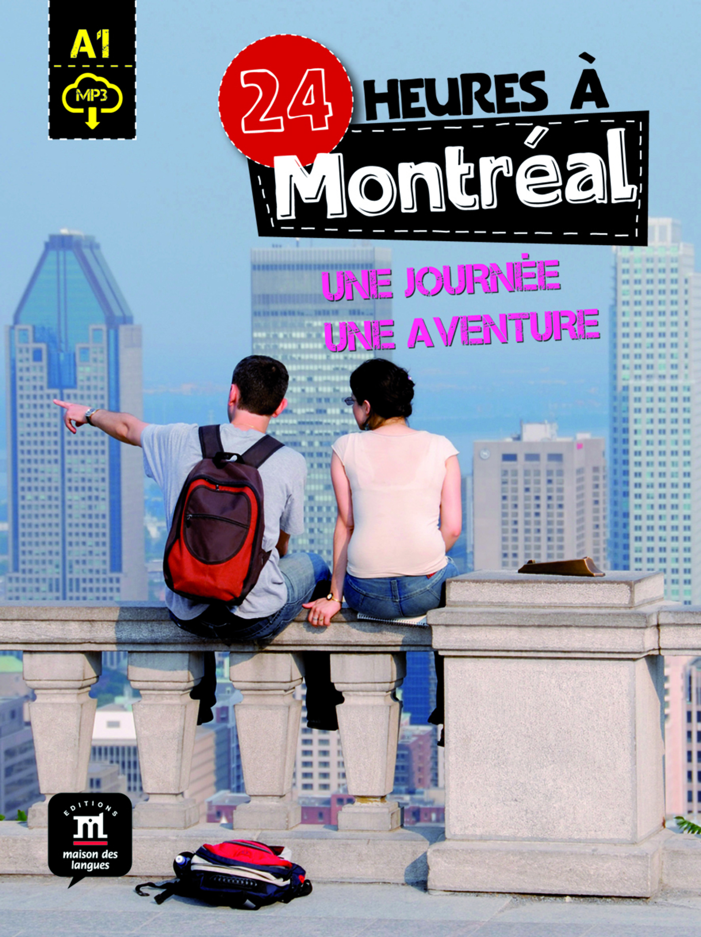 24 HEURES A MONTREAL + MP3 TELECHARGEABLE