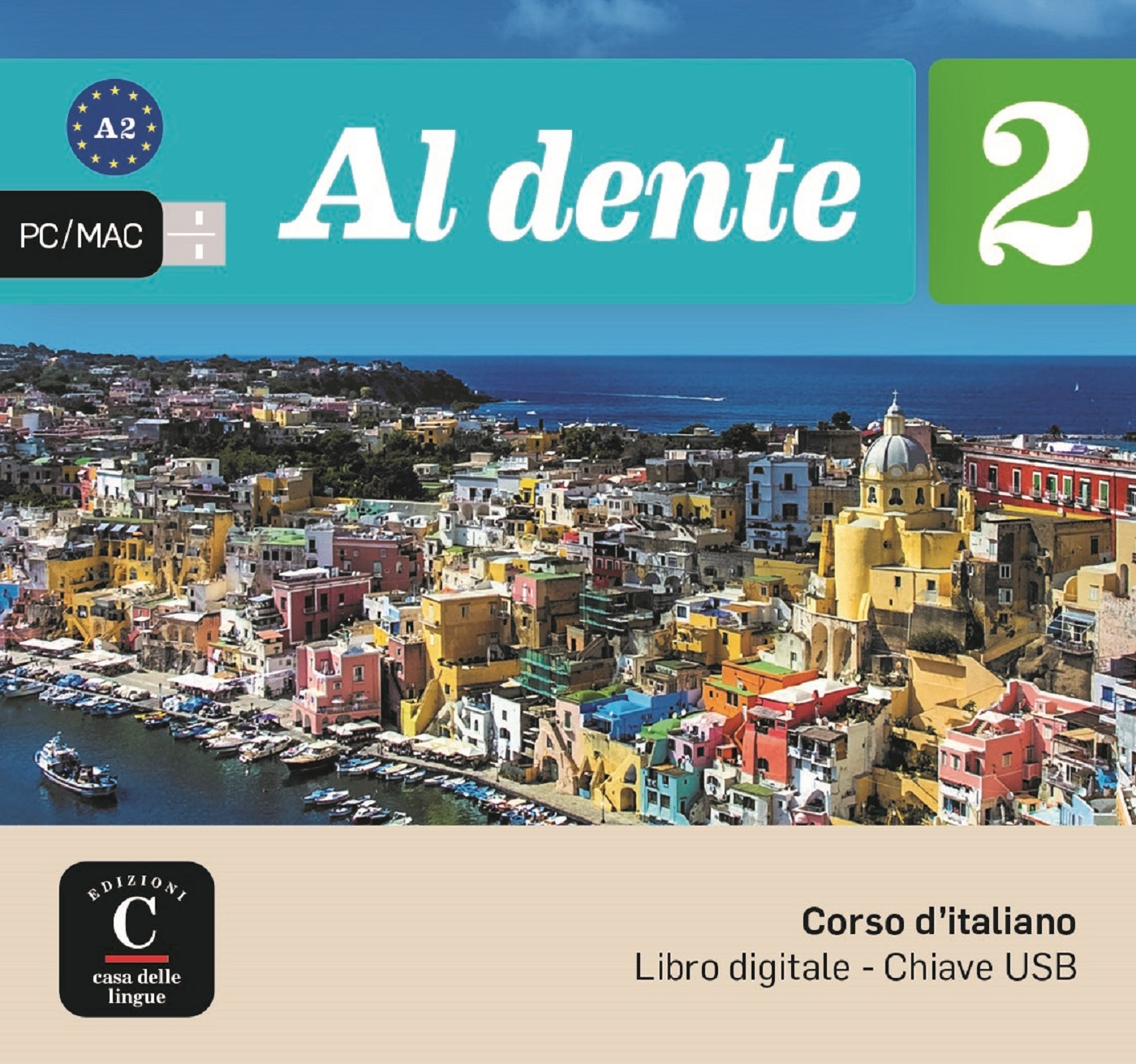 AL DENTE 2 - CLE USB