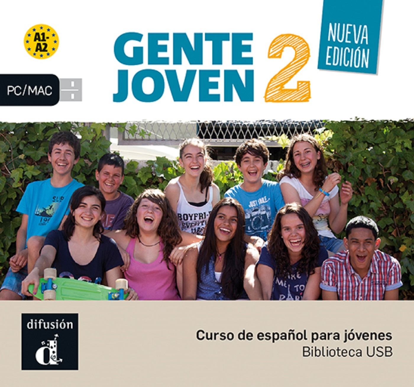 GENTE JOVEN 2 INT. NED - CLE USB