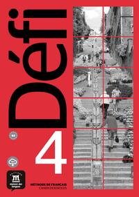 DEFI 4 - CAHIER D'EXERCICES + MP3