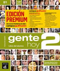 GENTE HOY 2 - LIVRE DE L'ELEVE + CD PREMIUM