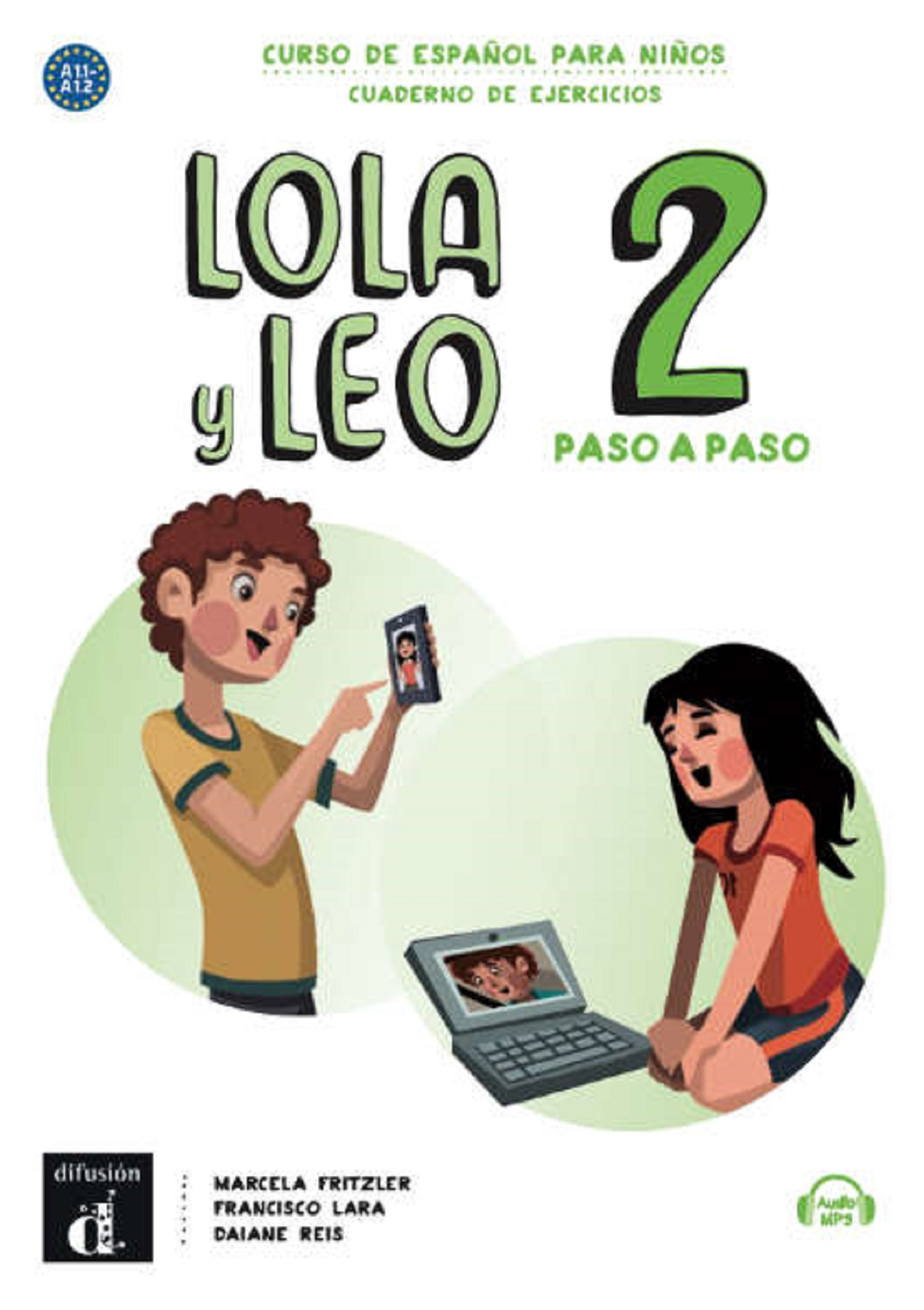 LOLA Y LEO PASO A PASO 2 - CAHIER D'EXERCICES