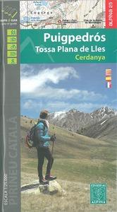 PUIGPEDROS - TOSSA PLANA DE LLES - CERDANYA 1/25.0