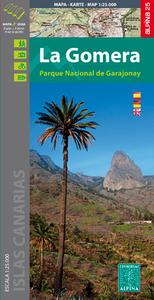 LA GOMERA - 1/25.000