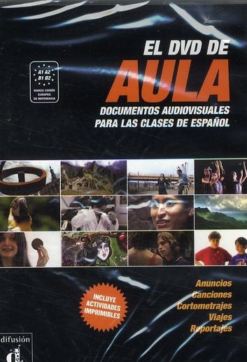 AULA INTERNACIONAL NIVEAU A1 A B2 - DVD
