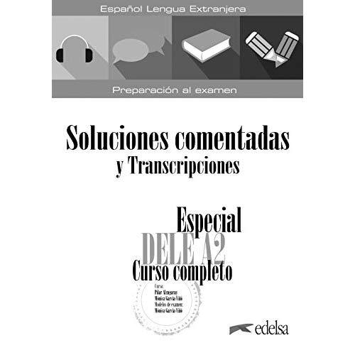 ESPECIAL DELE A2 (ED.2020) - CORRIGES