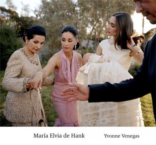 YVONNE VENEGAS MARIA ELVIA DE HANK /ANGLAIS