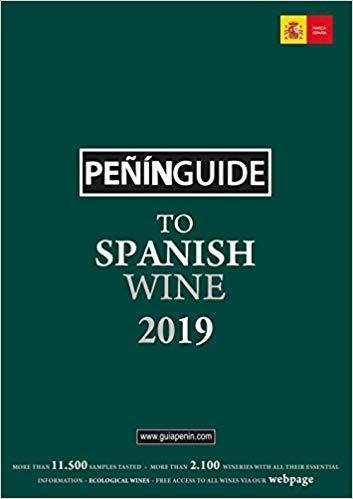 PENIN GUIDE TO SPANISH WINE 2019 /ANGLAIS
