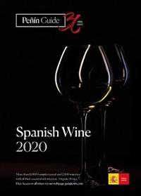 PENIN GUIDE SPANISH WINE 2020 /ANGLAIS