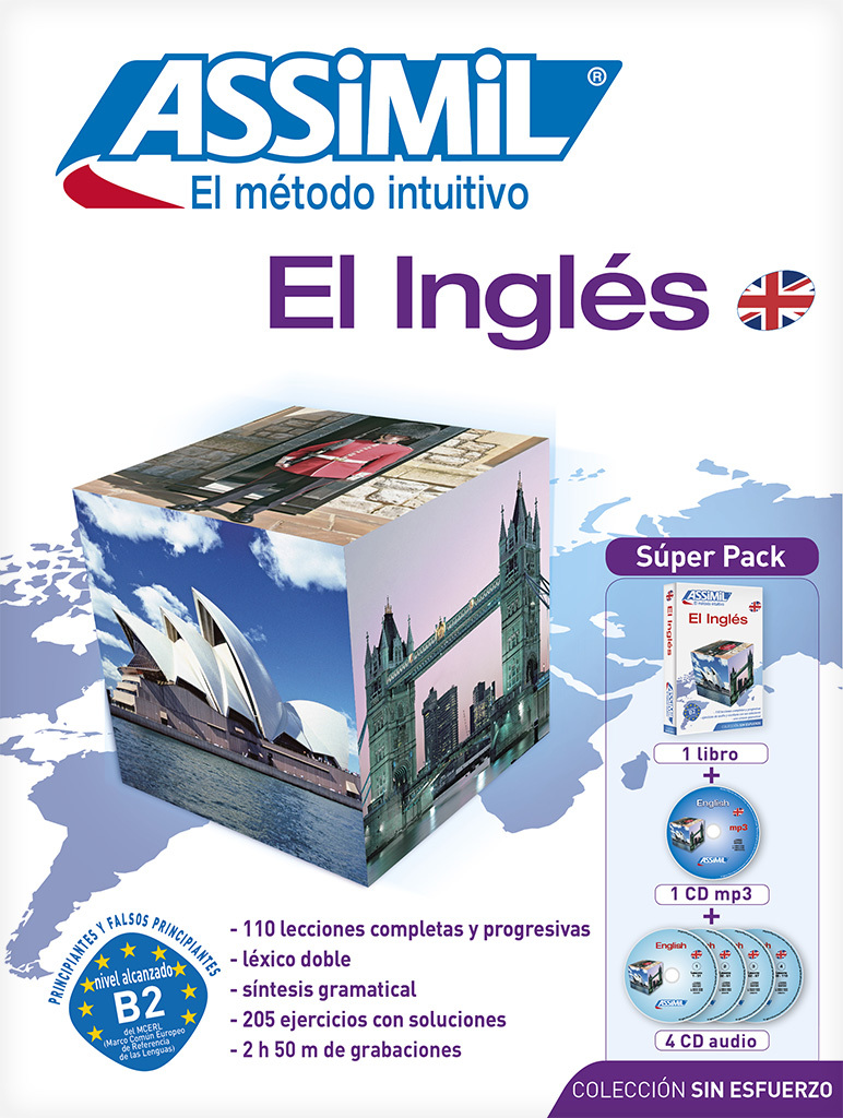 SUPERPACK INGLES