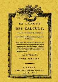 LA LANGUE DES CALCULS