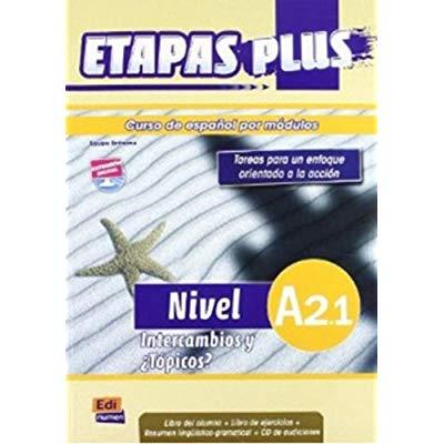 ETAPAS PLUS A2 1 - LIBRO DEL ALUMNO