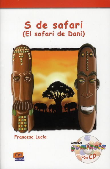 S DE SAFARI - LIBRO CD