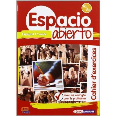 ESPACIO ABIERTO A1 A2 CAH D EX CORRIGES