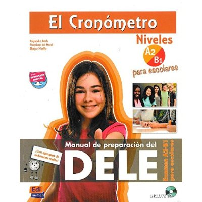EL CRONOMETRO A2/B1 ESCOLARES CON CD