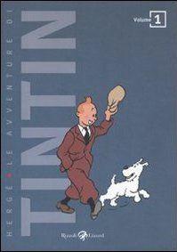 TINTIN EN ITALIEN VOLUME 1 (ED 2011)