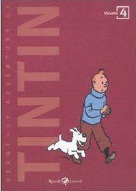 TINTIN EN ITALIEN VOLUME 4 (ED 2011)