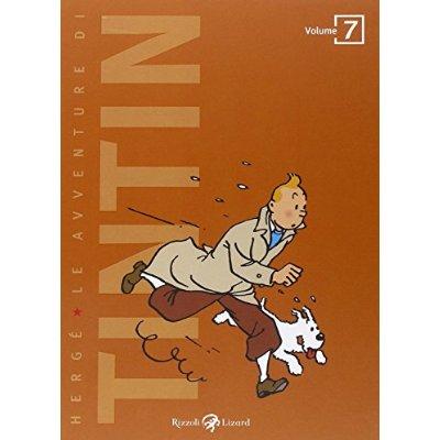 TINTIN EN ITALIEN VOLUME 7 (ED 2011)