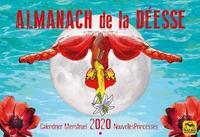 ALMANACH DE LA DEESSE - CALENDRIER MENSTRUEL 2020 - NOUVELLES PRINCESSES