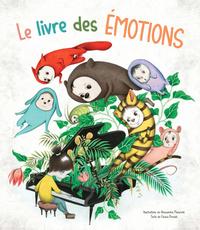 LE LIVRE DES EMOTIONS