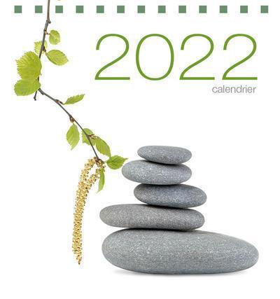 CALENDRIER DE TABLE 2022 - HARMONIES ZEN