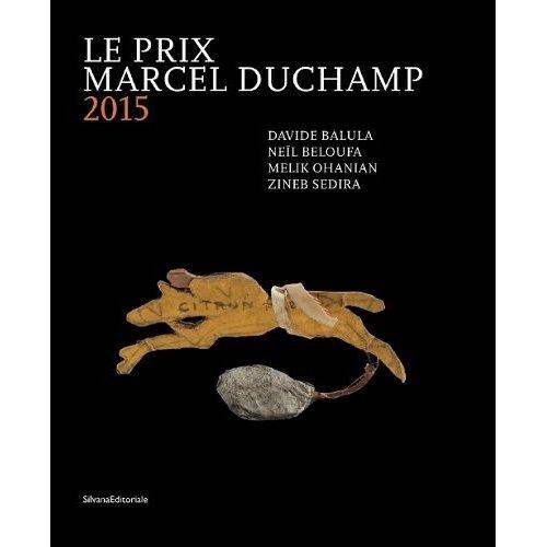 LES PRIX MARCEL DUCHAMP 2015