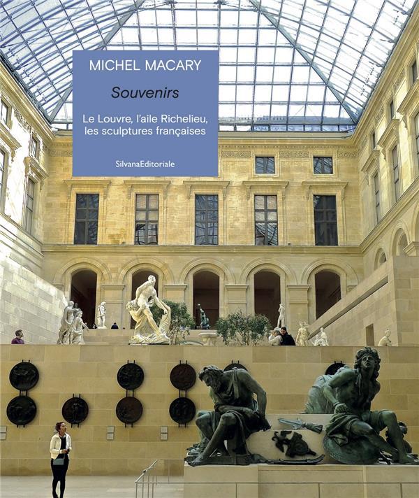 MICHEL MACARY - AILE RICHELIEU - LE LOUVRE