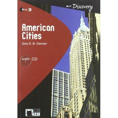 AMERICAN CITIES LIVRE+CD