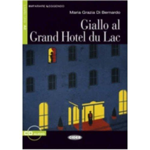 GIALLO AL GRAND HOTEL LAC+CD  A2