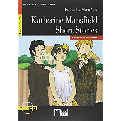 KATHRINE MANSFIELD SHORT STORIES + CD  NEW B2.1