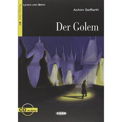 DER GOLEM + CD B1
