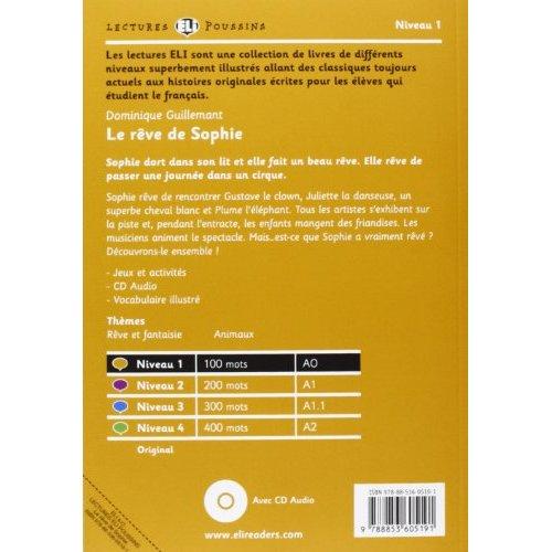 LE REVE DE SOPHIE + MULTI-ROM