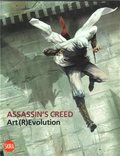 ASSASSIN'S CREED ART (R)EVOLUTION (PARUTION ANNULEE) /ANGLAIS